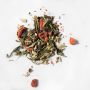 Antiox-Tonic - White tea with Goji berries, Rosehips, Blackberry leaf and Raspberry leaf.